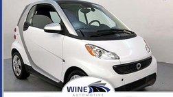 2014 Smart Fortwo 2014