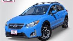 2017 Subaru XV Crosstrek 2.0i Limited