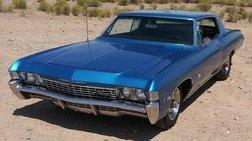 1968 Chevrolet Impala - SUPER SPORT - Custom Coupe -