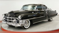 1953 Cadillac RESTORED PROFESSIONAL PAINT CHROME COLLECTOR