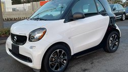 2017 Smart Fortwo Electric Drive passion