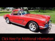 1962 Chevrolet Corvette 2dr Hardtop
