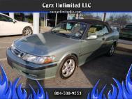 2001 Saab 9 3 Se