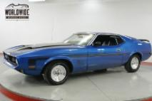 1972 Ford Mustang MACH I V8 CODE C6