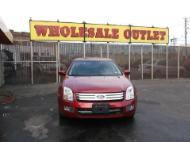 2007 Ford Fusion V6 SEL