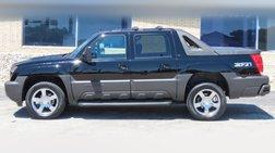 2006 Chevrolet Avalanche Z71