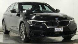 2020 BMW 5 Series 540i xDrive