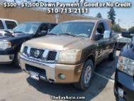 2004 Nissan Titan LE King Cab 4WD LWB