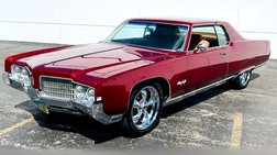 1969 Oldsmobile Ninety-Eight Luxury