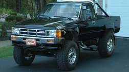 1986 Toyota Pickup Turbo