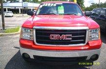 2008 GMC Sierra 1500 SLE1