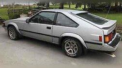 1985 Toyota Celica Supra L Type