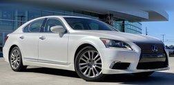 2016 Lexus LS 460 Base