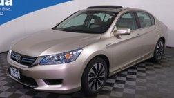 2014 Honda Accord Hybrid Touring