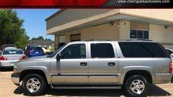 2002 Chevrolet Suburban 1500 LS