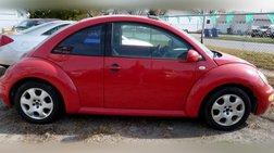 2002 Volkswagen New Beetle GLS TDI