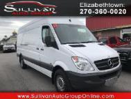 2011 Mercedes-Benz Sprinter Cargo 2500 170 WB