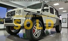 2018 Mercedes-Benz G-Class AMG G 650 LANDAULET - 1 OF 99 - (2) AVAILABLE