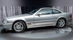 1999 Mercedes-Benz SL-Class SL 500