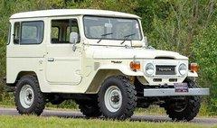 1977 Toyota Land Cruiser Land Cruiser SUV