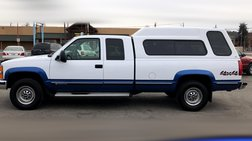 1997 Chevrolet C/K 2500 Ext. Cab 8-ft. Bed 4WD