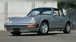1975 Porsche 911 25th Anniversary Edition