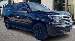 2019 Chevrolet Tahoe Police