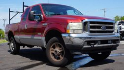 2003 Ford Super Duty F-250 Super Duty