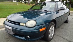 1997 Dodge Neon Highline