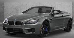 2017 BMW M6 Base