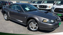 2003 Ford Mustang Coupe 2D