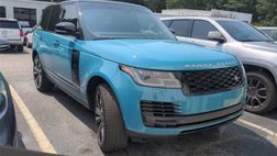 2021 Land Rover Range Rover Autobiography Fifty Edition