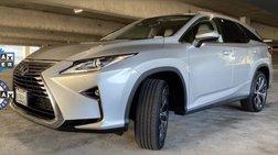 2018 Lexus RX 450hL RX 450hL Premium