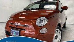 2013 Fiat 500 Pop