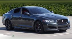 2016 Jaguar XJR Base