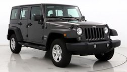 2018 Jeep Wrangler Unlimited Freedom Edition
