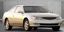 2002 Toyota Camry Solara SE V6