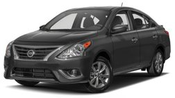 2017 Nissan Versa 1.6 SL