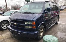2001 Chevrolet Express G1500 LT