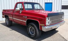 1987 Chevrolet R/V 10 Series 4x4