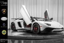 2016 Lamborghini Aventador LP 750-4 SV