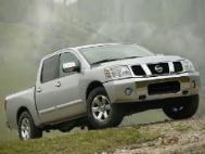 2006 Nissan Titan LE Crew Cab