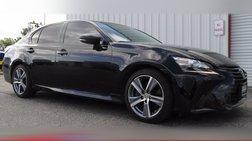 2016 Lexus GS 350 GS 350