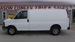 2012 Chevrolet Express Cargo Van 3500