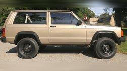 1994 Jeep Cherokee SE