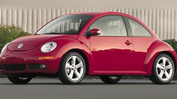 2009 Volkswagen Beetle Black Tie Edition