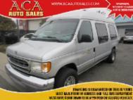 2000 Ford Econoline Cargo Van E-150 Recreational