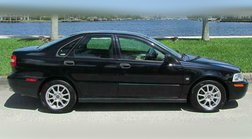 2004 Volvo S40 ONE OWNER ONLY 55K MILES 60 80 NON SMOKER