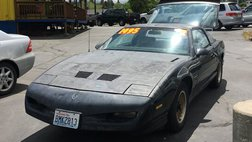 1992 Pontiac Firebird Base