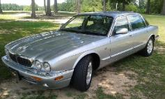 2001 Jaguar XJ-Series XJ8L